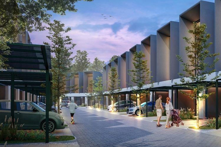 Pada hunian di klaster O2+ Urban Pop ini, Sinar Mas Land mengusung rumah sehat. Salah satu karakteristiknya, setiap hunian memiliki area outdoor atau taman sebagai tempat berjemur (sun room).