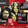 Mooner dan Black Horses Ramaikan Konser Virtual Supermusic Nextzone Live 360