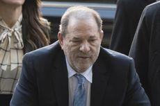 Terpidana Kasus Pemerkosaan Harvey Weinstein Positif Virus Corona