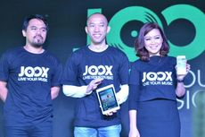 Joox Sediakan Streaming Lagu-lagu Favorit di Indonesia