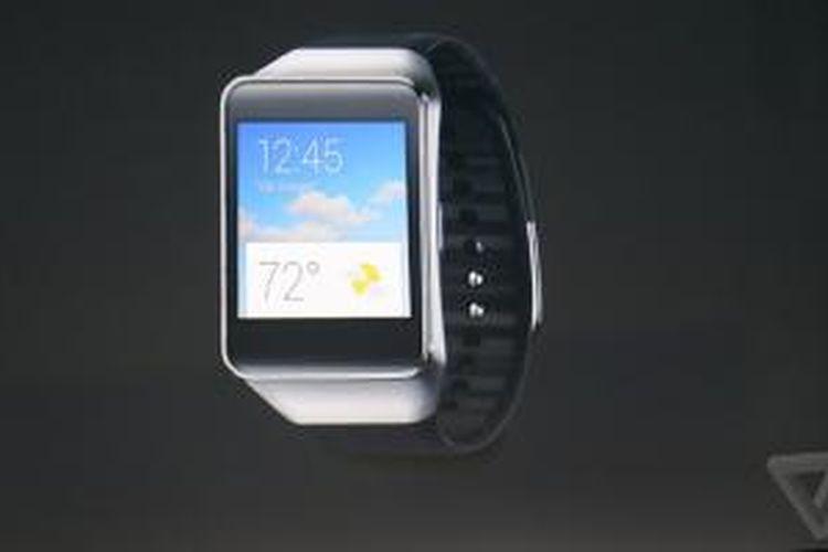 Jam tangan pintar berbasis Android Wear dari Samsung, Gear Live