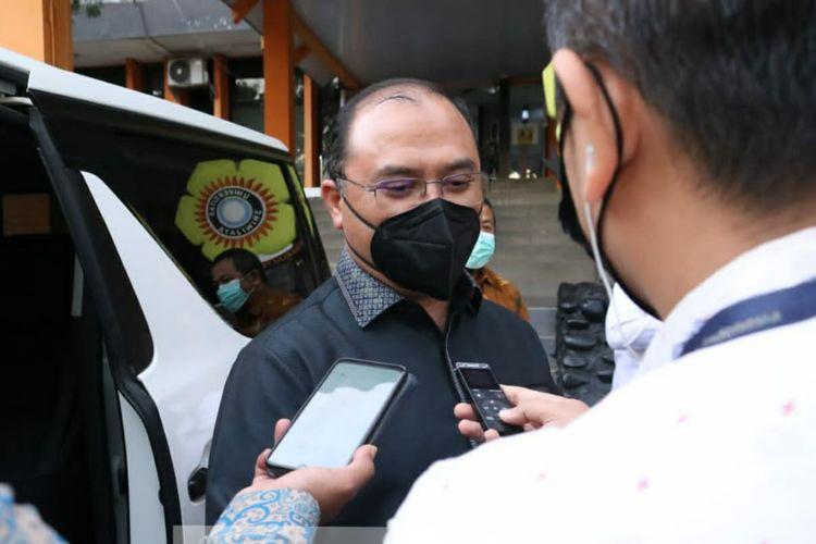 Gubernur Kepulauan Bangka Belitung Erzaldi Rosman, Kamis (23/9/2021).