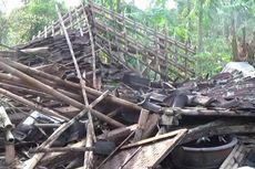 Angin Puting Beliung Rusak 124 Rumah di Langkat