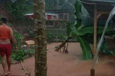 Banjir Bandang dan Longsor Melanda Cilacap, Ratusan KK Terdampak