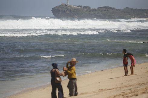 PPKM Darurat di Yogyakarta, 7 Bus Wisatawan Diusir Keluar Kawasan Pantai Gunungkidul