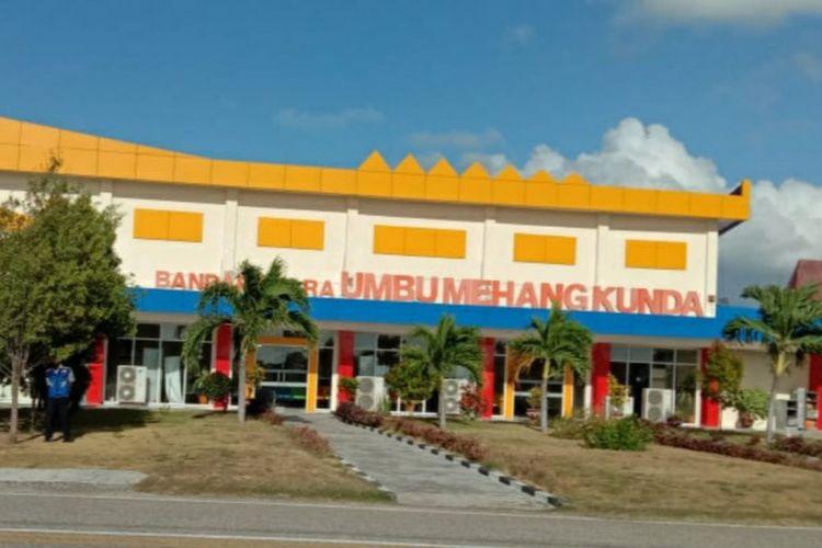 Bandara Umbu Mehang Kunda, KabupatenSumba Timur, Nusa Tenggara Timur (NTT).