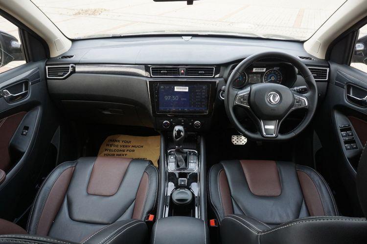 DFSK Glory 580 Luxury trim 1.5L turbo CVT