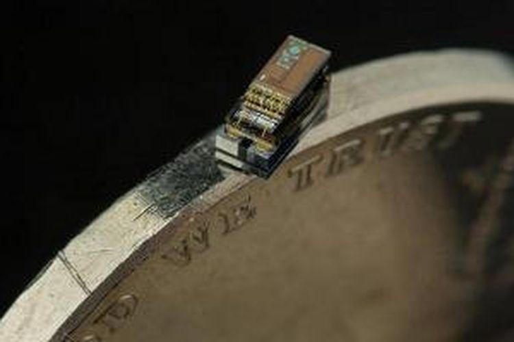 M^3, komputer yang lebih kecil dari butiran nasi