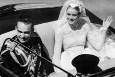 Grace Kelly Bayar Mahar 2 Juta Dollar AS demi Nikahi Pangeran Monako?