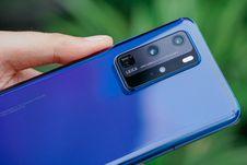 Tampilan Huawei P40 Pro dari Berbagai Sisi