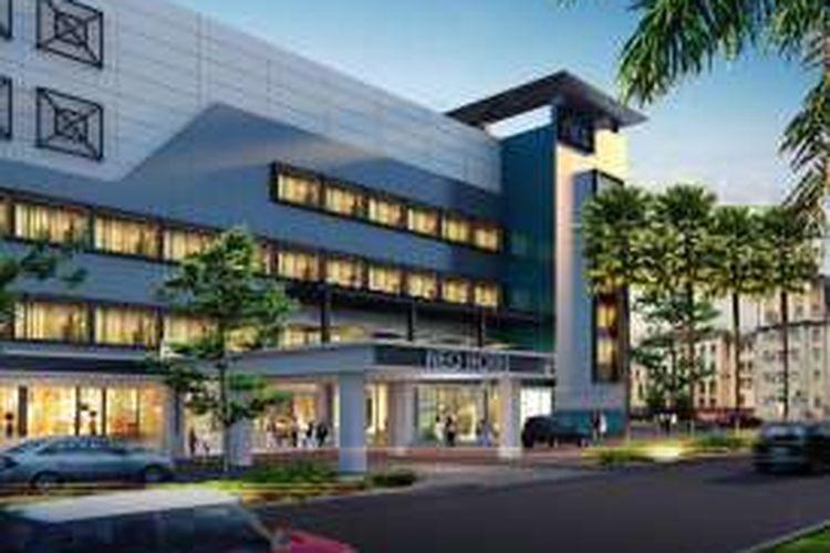 Hotel NEO Palma terletak di Jl Tjilik Riwut Km 1 No 1, Bundaran Besar, Palangkaraya. Hotel ini terintegrasi dengan pusat perbelanjaan Palma Mall.