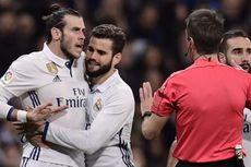 Marcelo Bicara soal Kartu Merah Gareth Bale