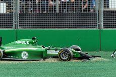 Miliarder Malaysia Jual Tim Caterham F1