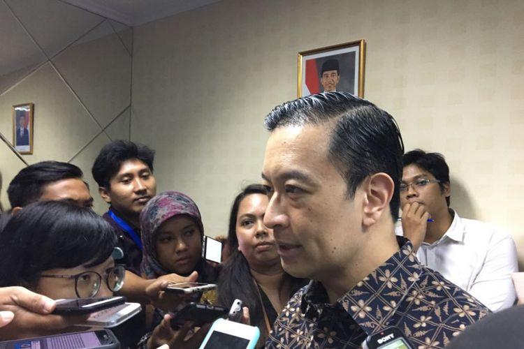 Kepala Badan Koordinasi Penanaman Modal Thomas Trikasih Lembong