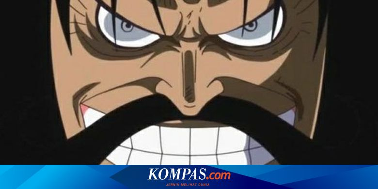 6 Fakta Rahasia Dari Gol D Roger Dalam Kisah One Piece Halaman All Kompas Com