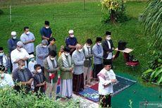 Ajakan Anies di Perayaan Idul Fitri 2021: Mari Doakan Saudara Kita di Palestina