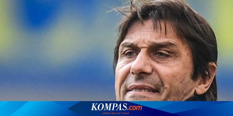 Kelakuan Manajemen Inter Milan Bikin Antonio Conte
