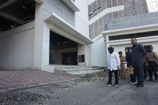 Sidak GBT, Risma Temukan Jalan Rusak Menuju Stadion