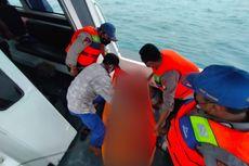 Kapal Nelayan Terbalik di Pulau Damar, 6 Selamat dan 1 Orang Meninggal Dunia