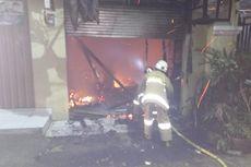 Ruko di Ciracas Jakarta Timur Kebakaran, Tak Ada Korban Jiwa