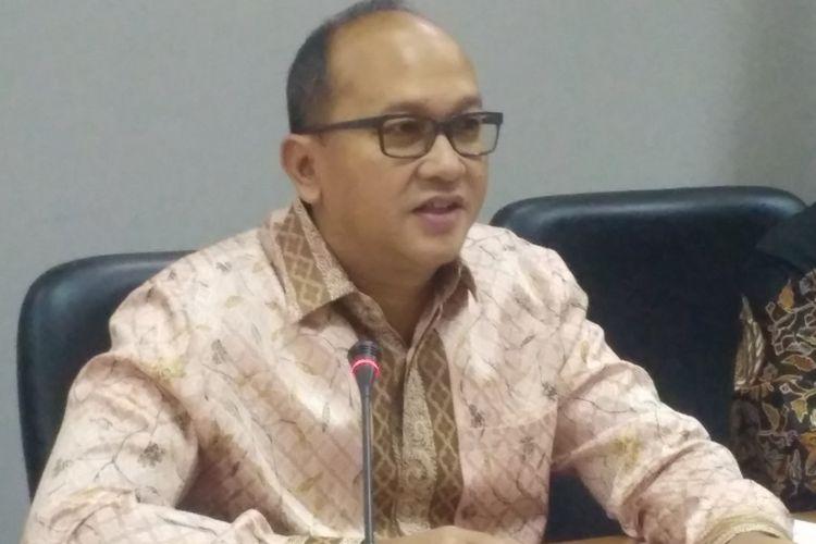 Ketua Kadin Indonesia, Rosan Roeslani.