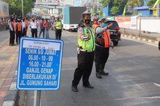 Daftar Kendaraan yang Kebal Ganjil Genap Jakarta