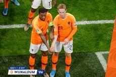 Belanda vs Estonia, Georginio Wijnaldum Tuai Catatan Apik