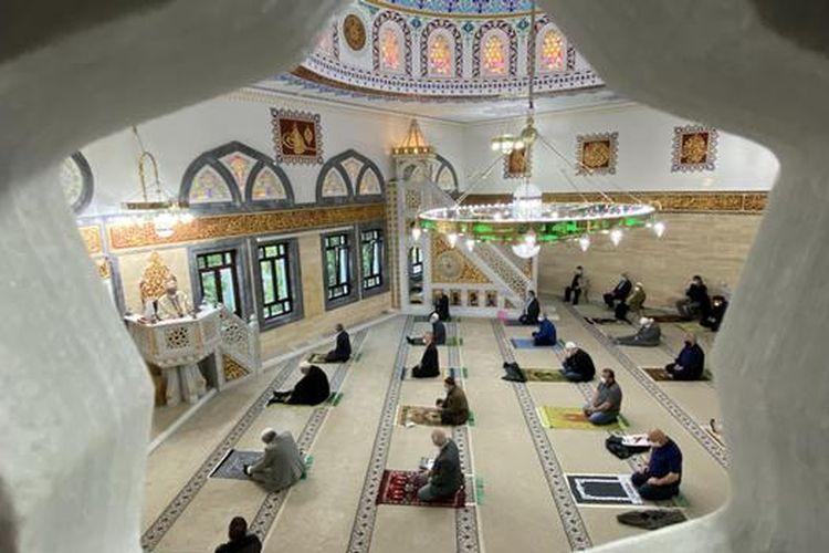 Ilustrasi Islam di Jerman.