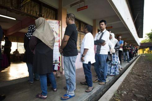 Antre Berdiri di TPS demi Berikan Suara, Dua Warga Malaysia Meninggal