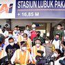 Medan Bakal Jadi Aglomerasi Jalur Kereta di Sumatera Bagian Utara