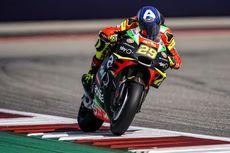 MotoGP 2020, Andrea Iannone Selamat dari Kebakaran Motor