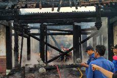 Rumah Abu di Kompleks Kelenteng Tay Kak Sie Semarang Terbakar, Ini Sebabnya