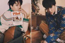 Teddy Bear Jadi Wujud Cinta Gucci pada Kai EXO