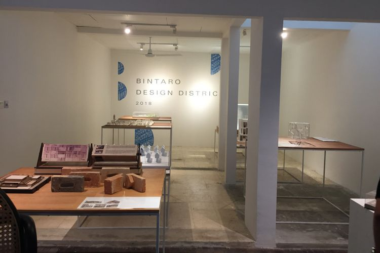 Bintaro Design District 2018