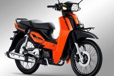 Bahas GPX Rock, Motor Bebek Pabrikan China yang Mirip Honda Kirana