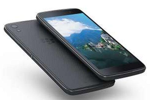 Inikah Android Pertama BlackBerry dengan Pemindai Sidik Jari?