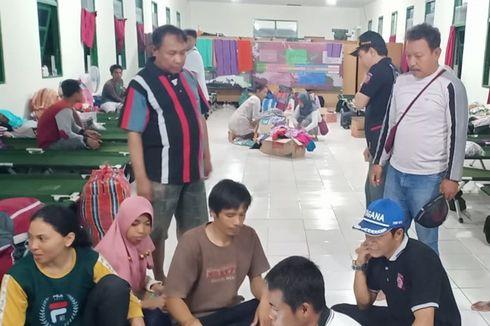 Ada 105 Warga NTB di Wamena, Baru 8 yang Dipulangkan ke Lombok