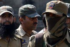 Militan Kashmir Serang Pos Polisi dan Militer India, 8 Tewas
