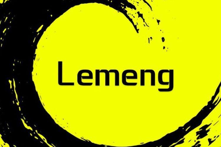 Ilustrasi logo Lemeng Mobile