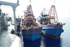 Nasib 72 Kapal Sitaan dari Pelaku Illegal Fishing Belum Jelas