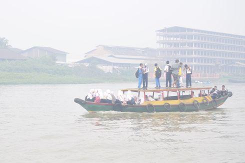 Udara di 3 Provinsi Sumatera Masih Berstatus