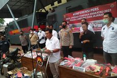 Polda Lampung Tangkap 47 Mucikari Selama 14 Hari