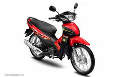 Honda Supra 110 Masih Eksis, Punya Varian Alpha Limited Edition