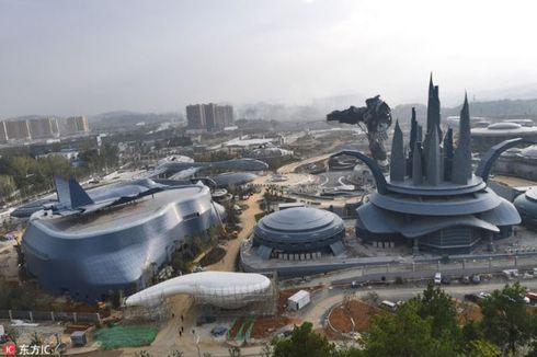 Theme Park Virtual Reality di China Bisa Dikunjungi Bulan Depan