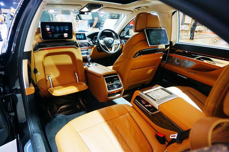 Executive Lounge di BMW seri 7