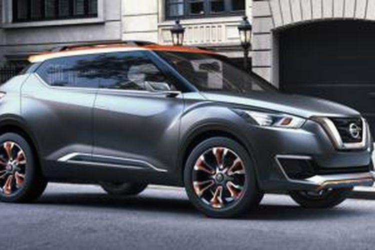 Nissan Kicks Concept.