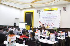 SPINDO Adakan Acara Temu Pelanggan di Kota Temanggung