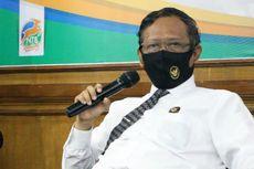 Mahfud Yakin Sistem Pemerintahan Berbasis Elektronik Akan Cegah Korupsi