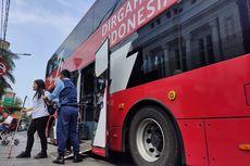 Ketika Penyandang Disabilitas Menjajal Bus dan MRT untuk Berwisata di Jakarta
