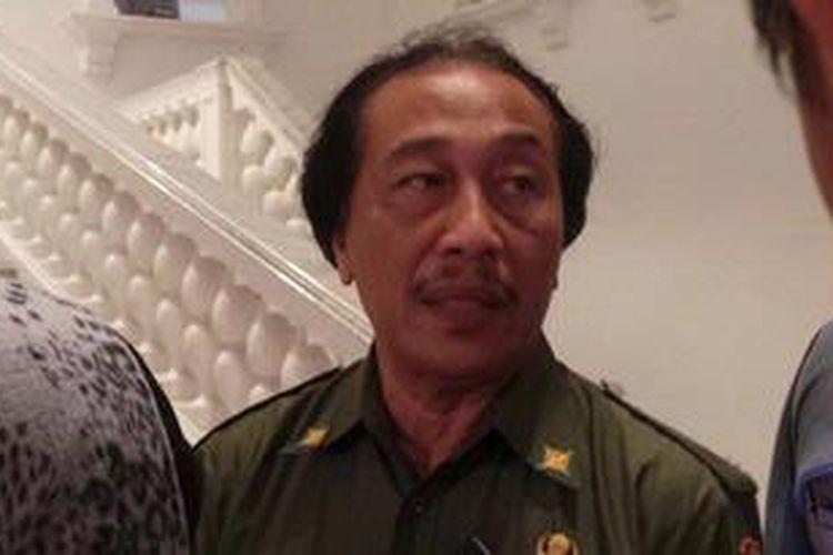 Kepala Badan Kepegawaian Daerah DKI Jakarta I Made Karmayoga